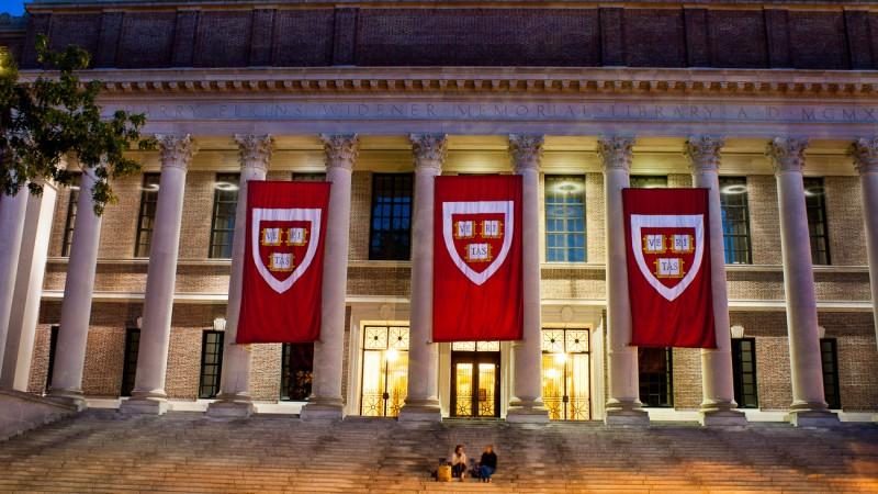 Harvard: Start Spreading The News