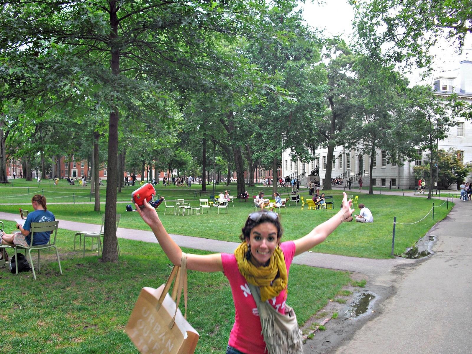 Harvard: This Is It