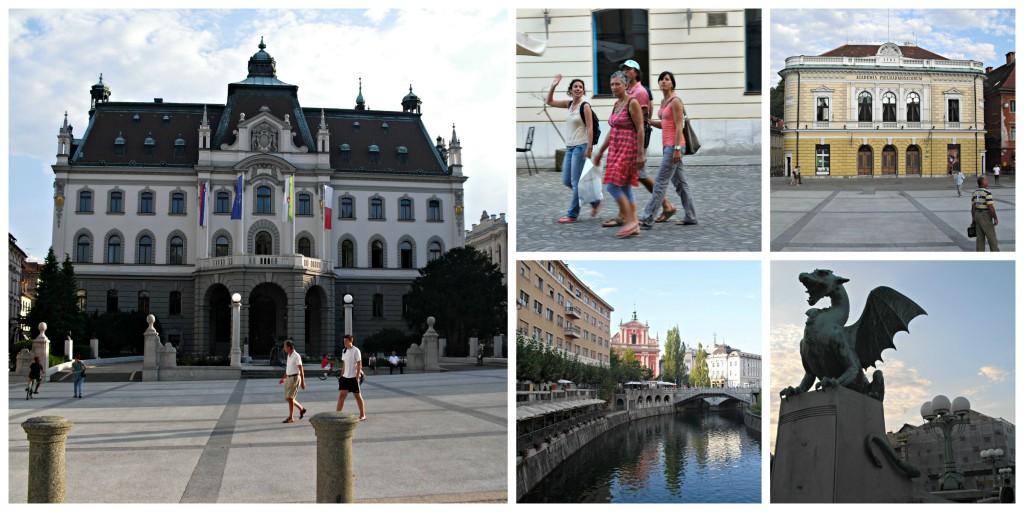 Exploring Ljubljana