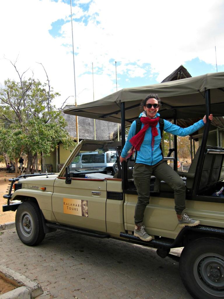 Totally safari ready!