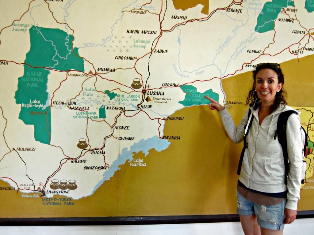 Our next destination: Lower Zambezi NP