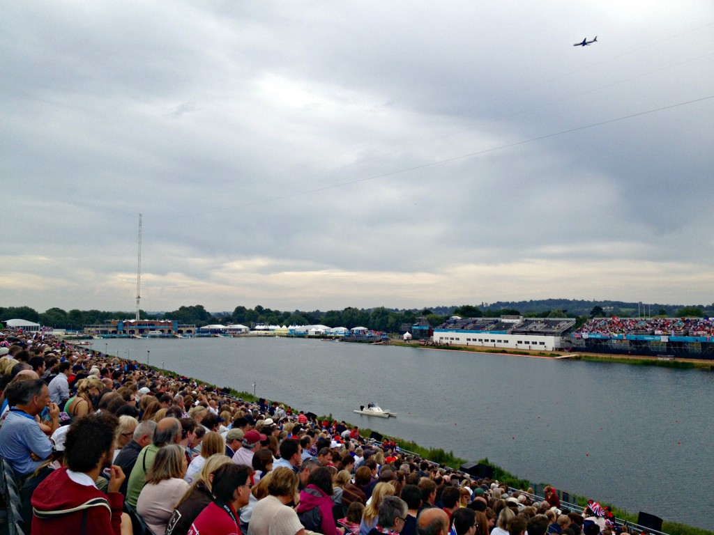 Eton Dorney Olympic Rowing Course