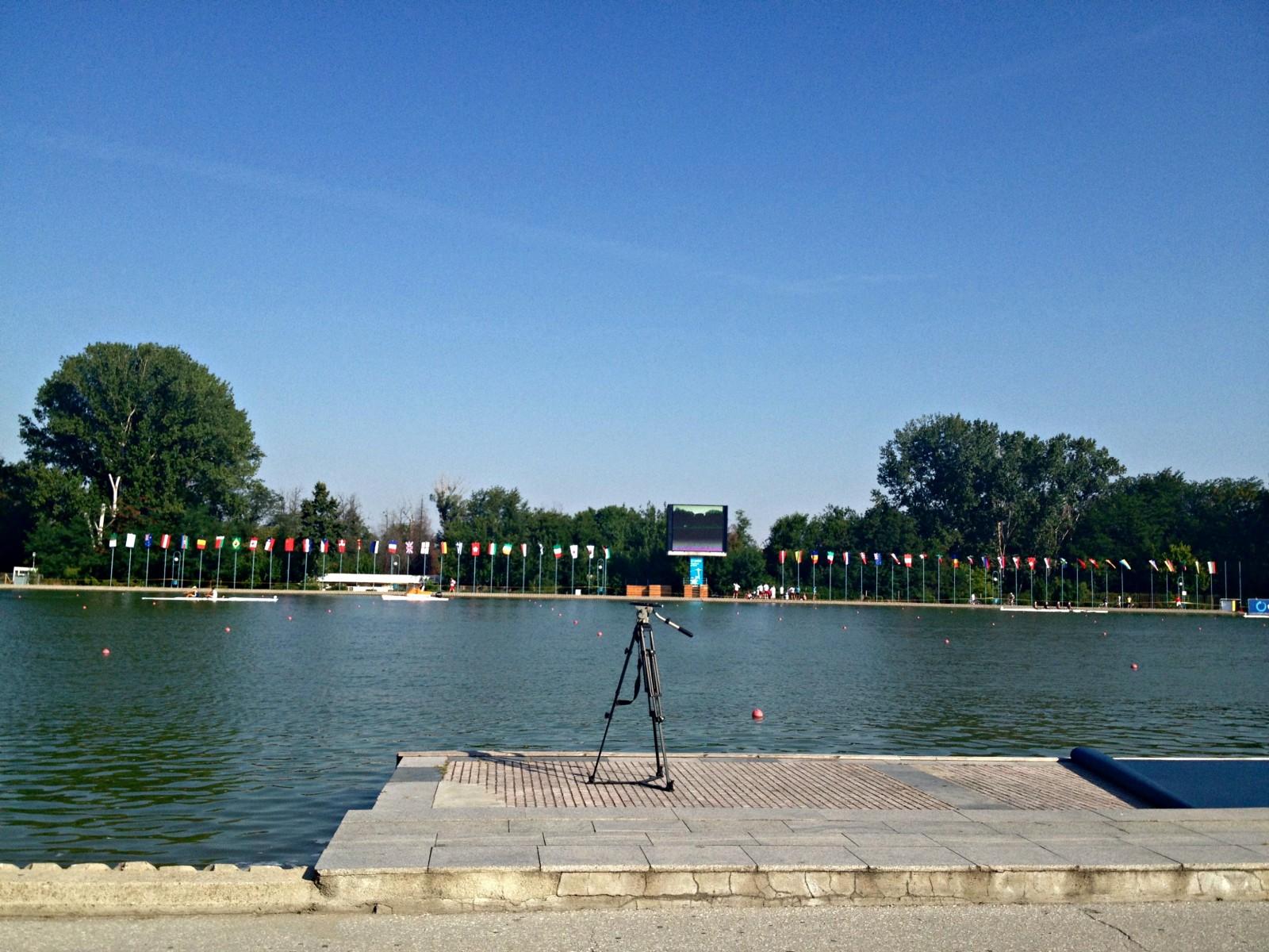 Rowing In Republika Bulgaria