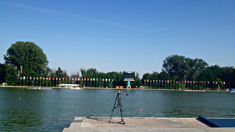 Rowing In Republika Bulgaria