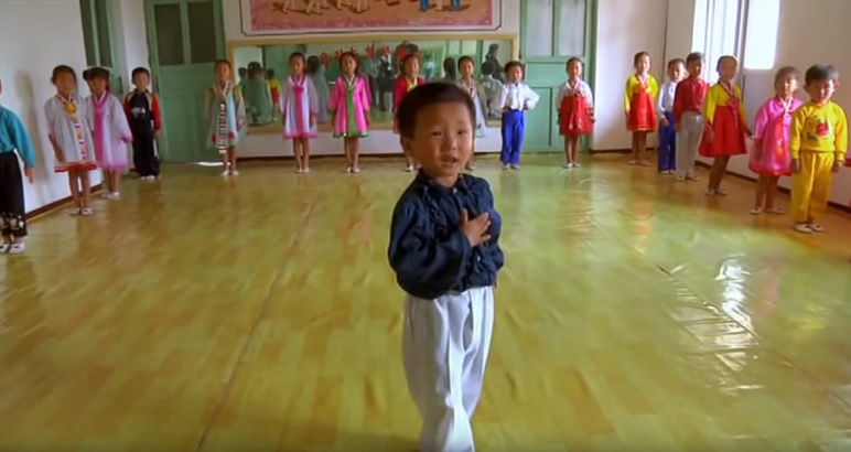 This North Korean Boy Will Melt Your Heart