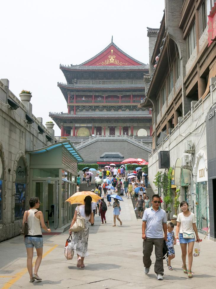 China Train Travel Pingyao Xian