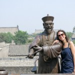 China Travel Train Pingyao