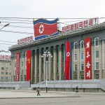North Korea Pyongyang Kim Il Sung Square