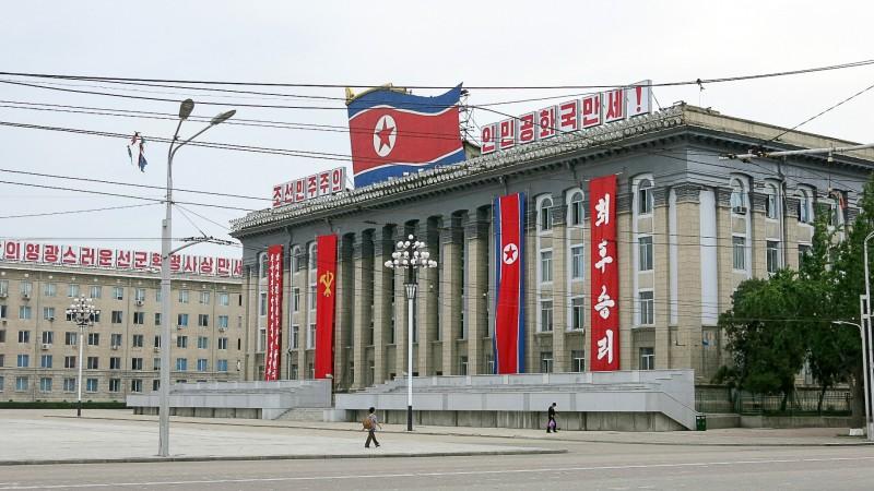 Single Hearted Unity – North Korea