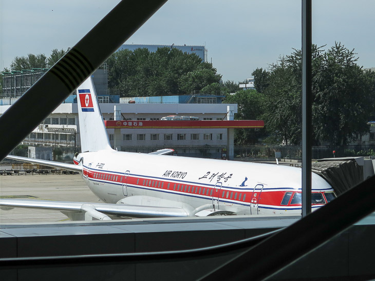 North Korea Air Koryo