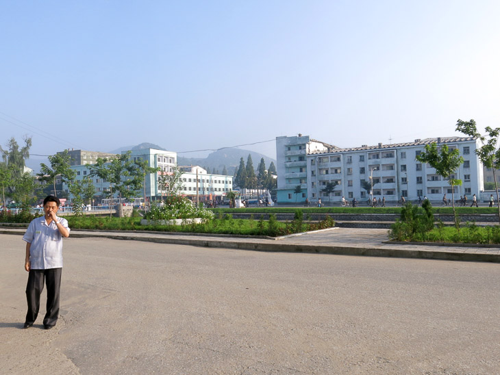 North Korea Pyongsong