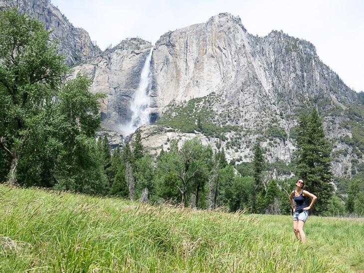 USA California Yosemite National Park Travel
