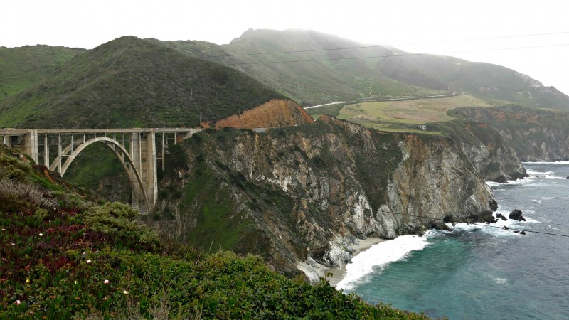 Road Tripping Along The Pacific Coast Highway