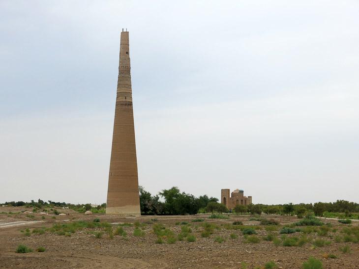 Konye Urgench Turkmenistan