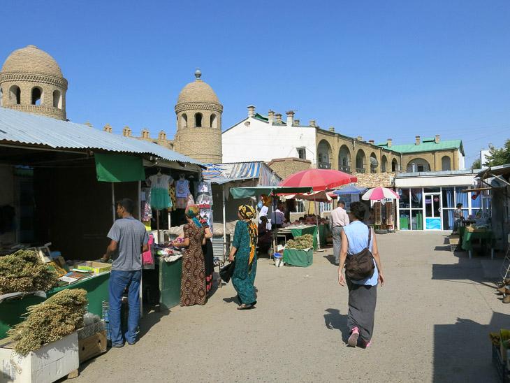 Mary bazaar Turkmenistan