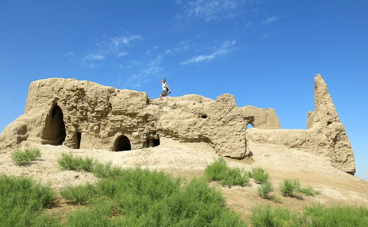 Inside Turkmenistan: Land Of Marble And Sand