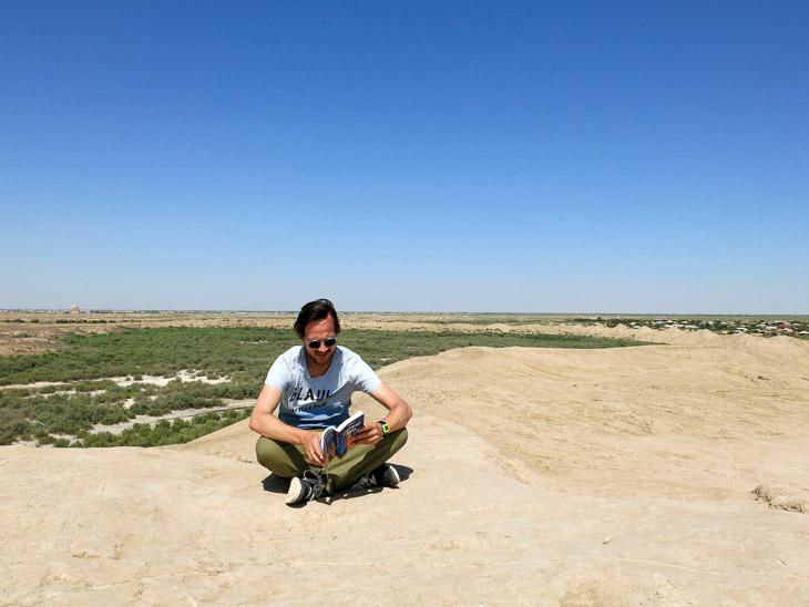 Erk Kala Merw Turkmenistan