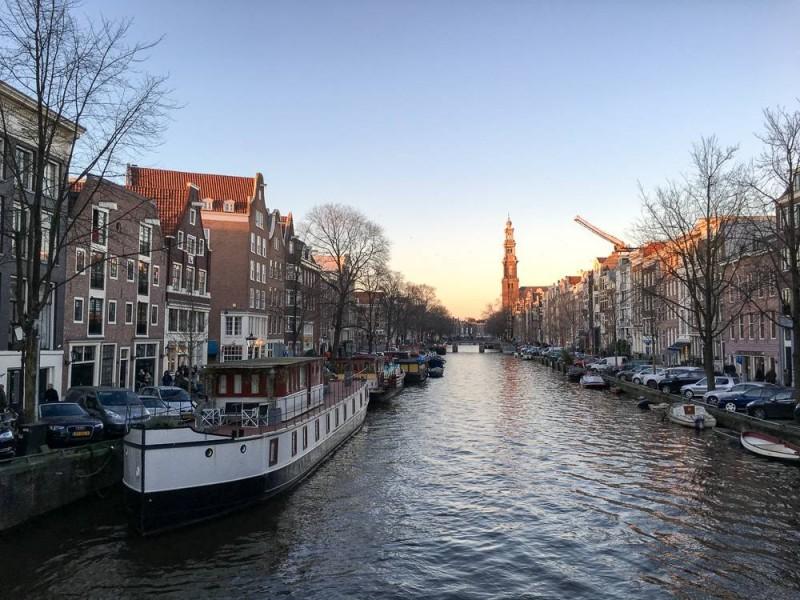 Amsterdam Staycation Grachten Canals
