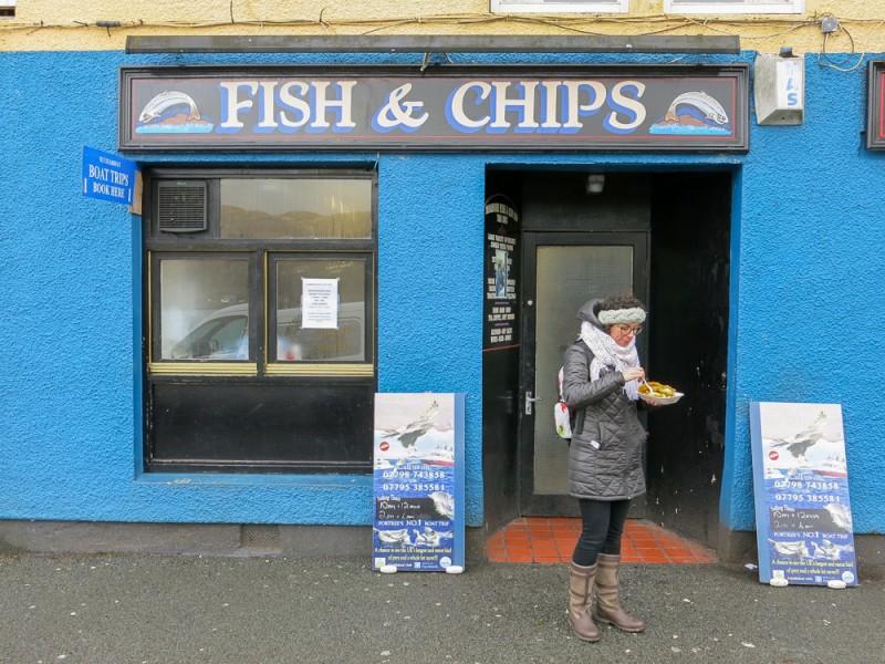 Isle Of Skye Scotland Highlands Travel Portree