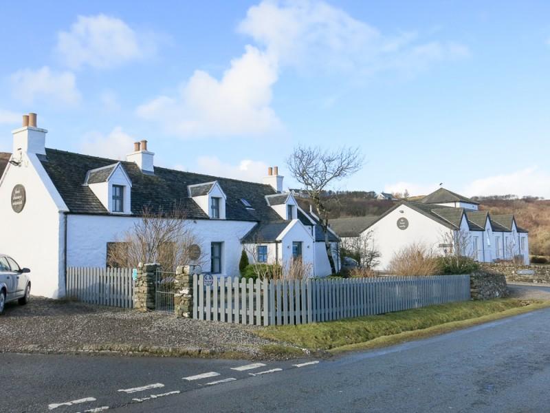 Isle Of Skye Scotland Highlands Travel Three Chimneys