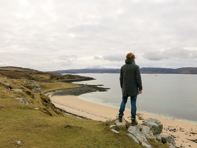 Isle Of Skye Scotland Highlands Travel Coral Beaches