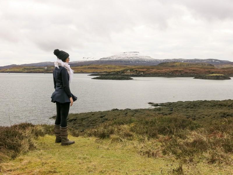 Isle Of Skye Scotland Highlands Travel