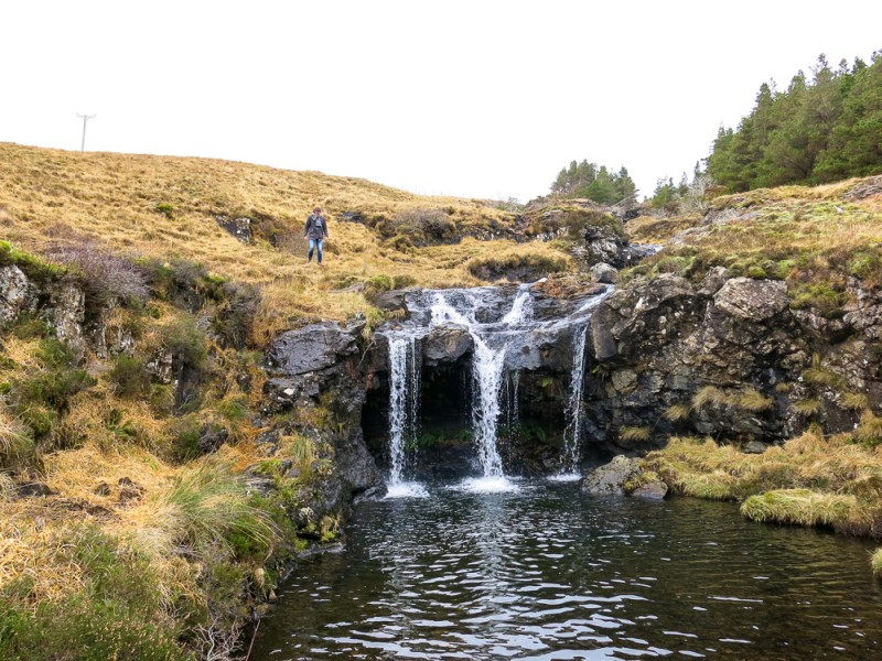 Isle Of Skye Scotland Highlands Travel Fairy Pools