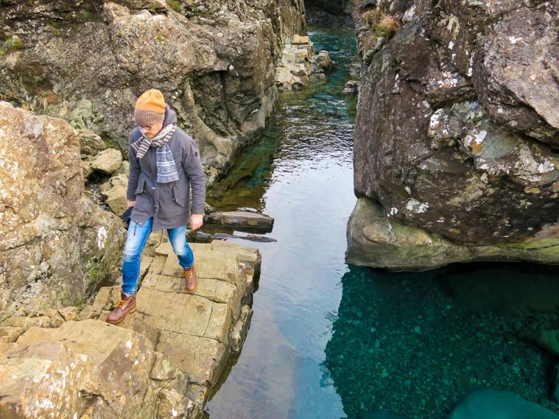Isle Of Skye Scotland Highlands Travel Cuillin Hills