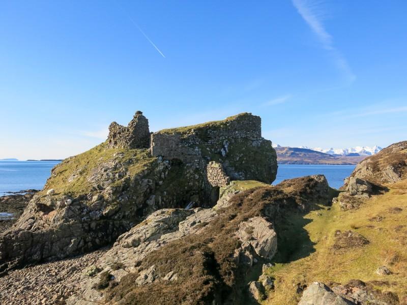 Isle Of Skye Scotland Highlands Travel Sleat