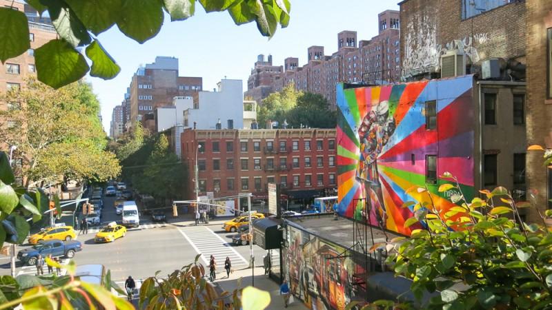 Love In The Concrete Jungle Of New York City
