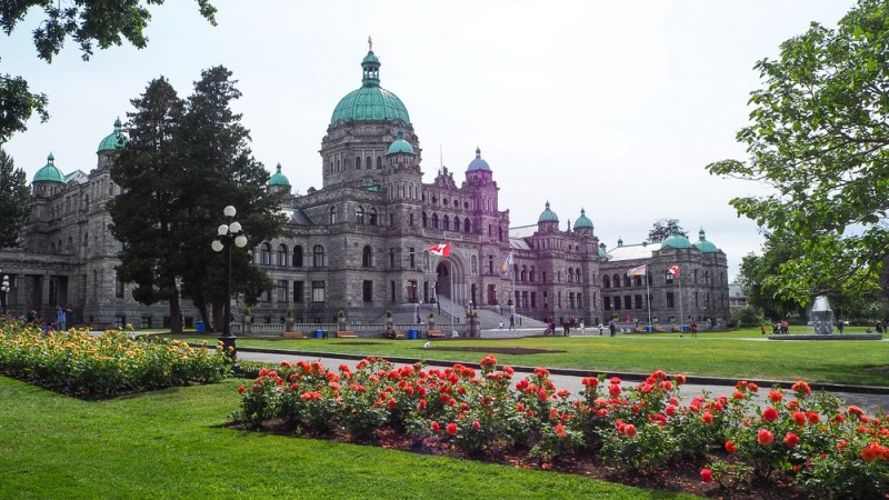 3 Days In Vancouver Island's Capital Victoria