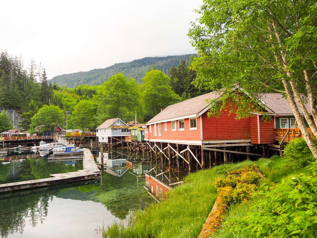 Telegraph Cove: The Loveliest Town In Canada