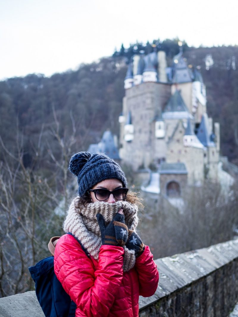 Germany Eifel Hochwald Travel Eltz Burg Castle