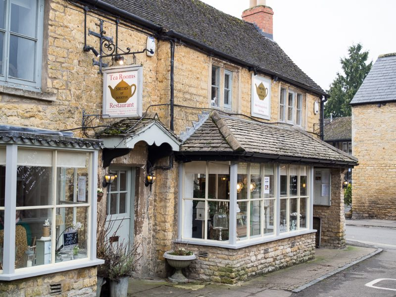 Cotswolds Travel UK Weekend Getaway Bourton On The Water Smiths Afternoon Tea
