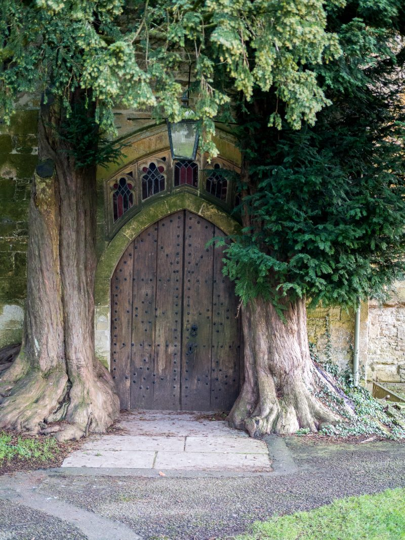 Cotswolds Travel UK Weekend Getaway Stow On The Wold Narnia Door