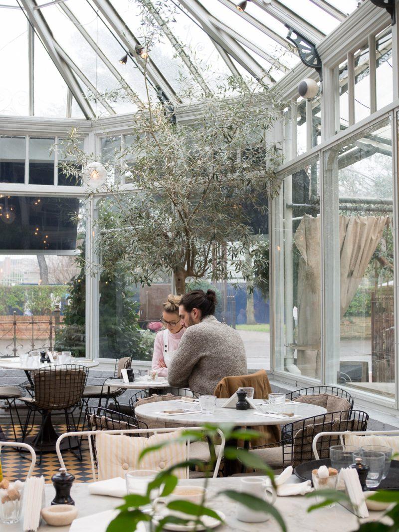Cotswolds Travel UK Weekend Getaway Oxford Brunch Gee's