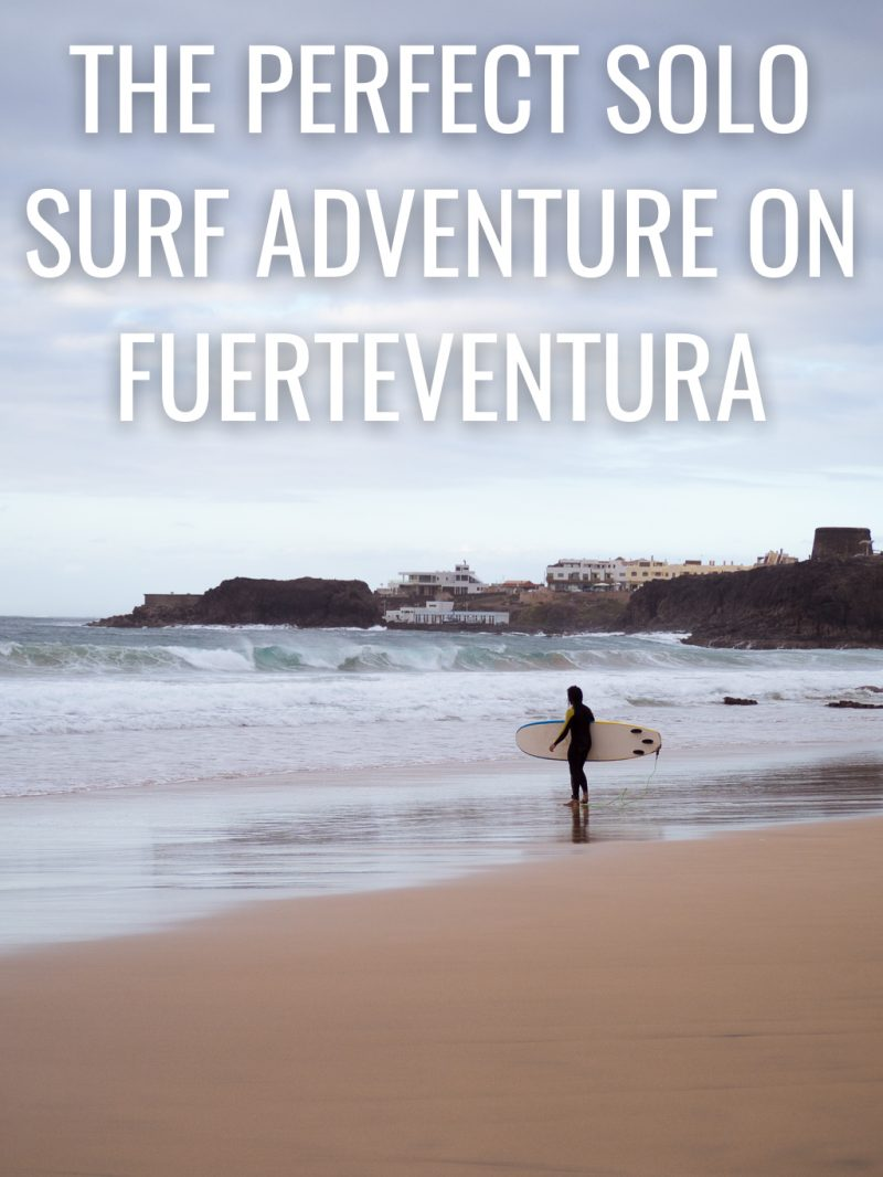 Fuerteventura surfing travel canary islands Rocky Point Punta Elena