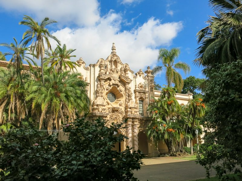 Travel San Diego California USA Balboa Park