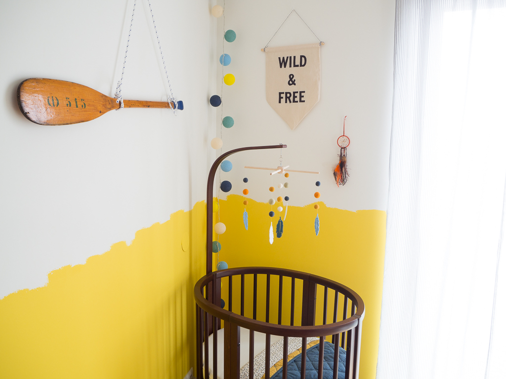 #Momlife: Our Adventure Inspired Nursery