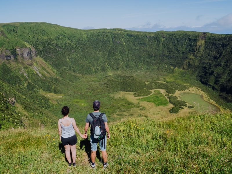 Azores Islands Portugal Travel Faial