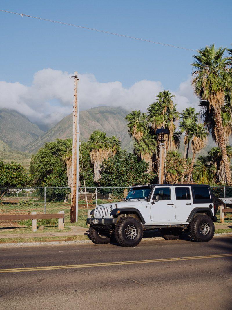 Maui Hawaii Lahaina Travel