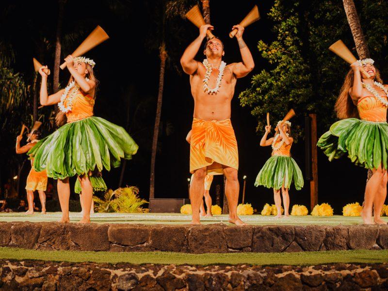 Maui Hawaii Lahaina Luau Travel
