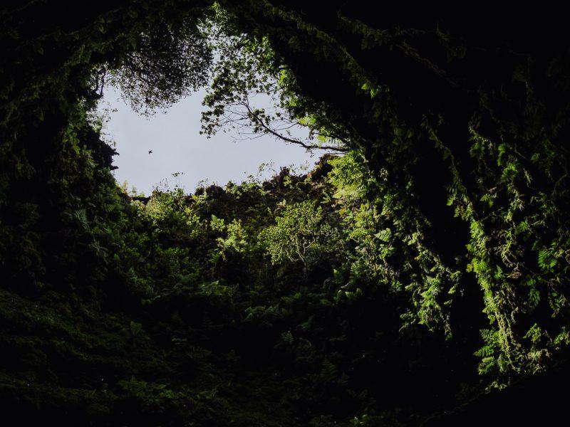 Azores Islands Portugal Travel Terceira Algar Do Carvao