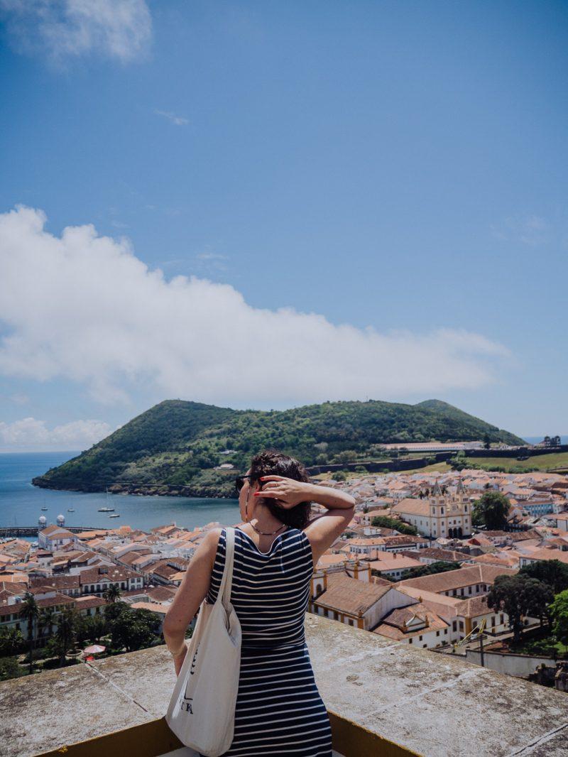 Azores Islands Portugal Travel Angra Do Heroismo Terceira