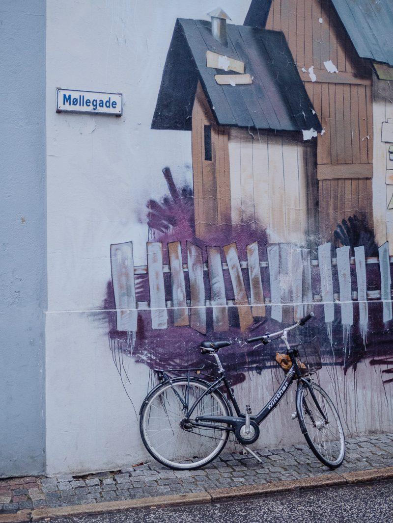 Aarhus Denmark Travel Citytrip Møllestien