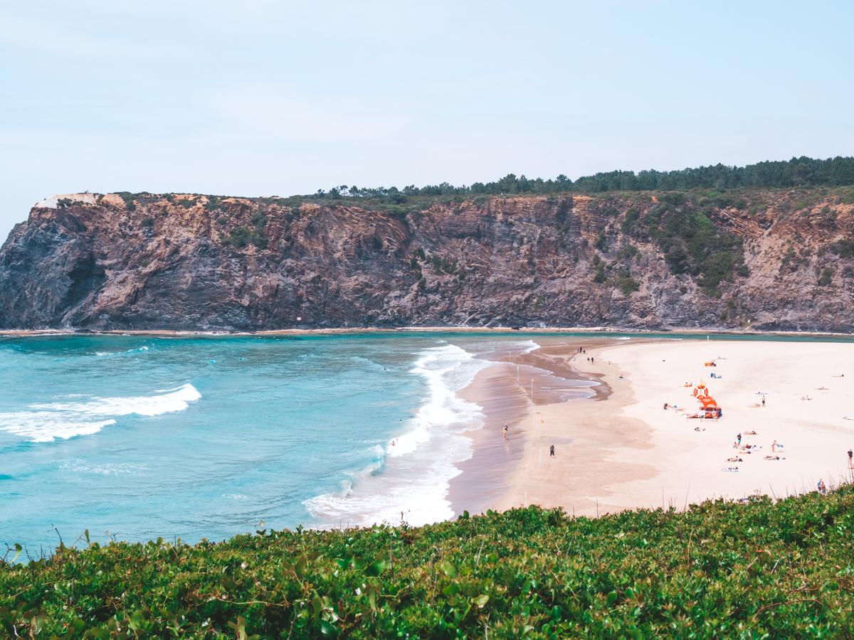Odeceixe Portugal Family Travel Europe Algarve Praia de Odeceixe