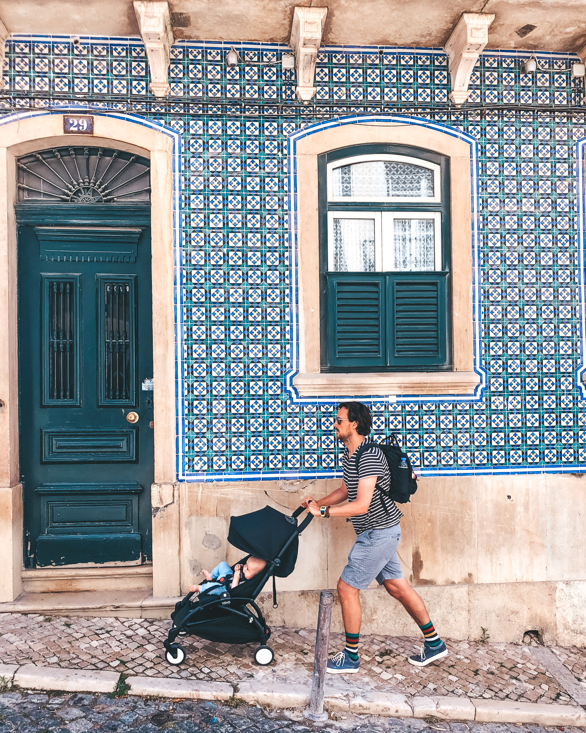How To Visit Lisbon With A Baby