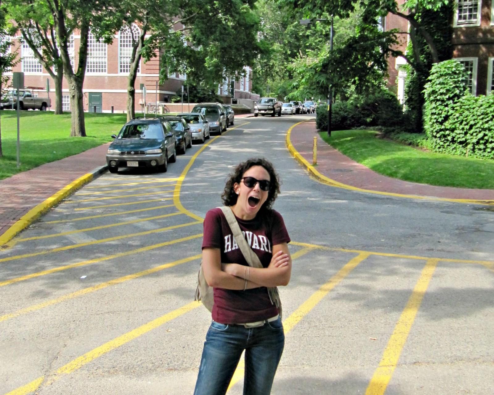 Harvard: Empire State Of Mind