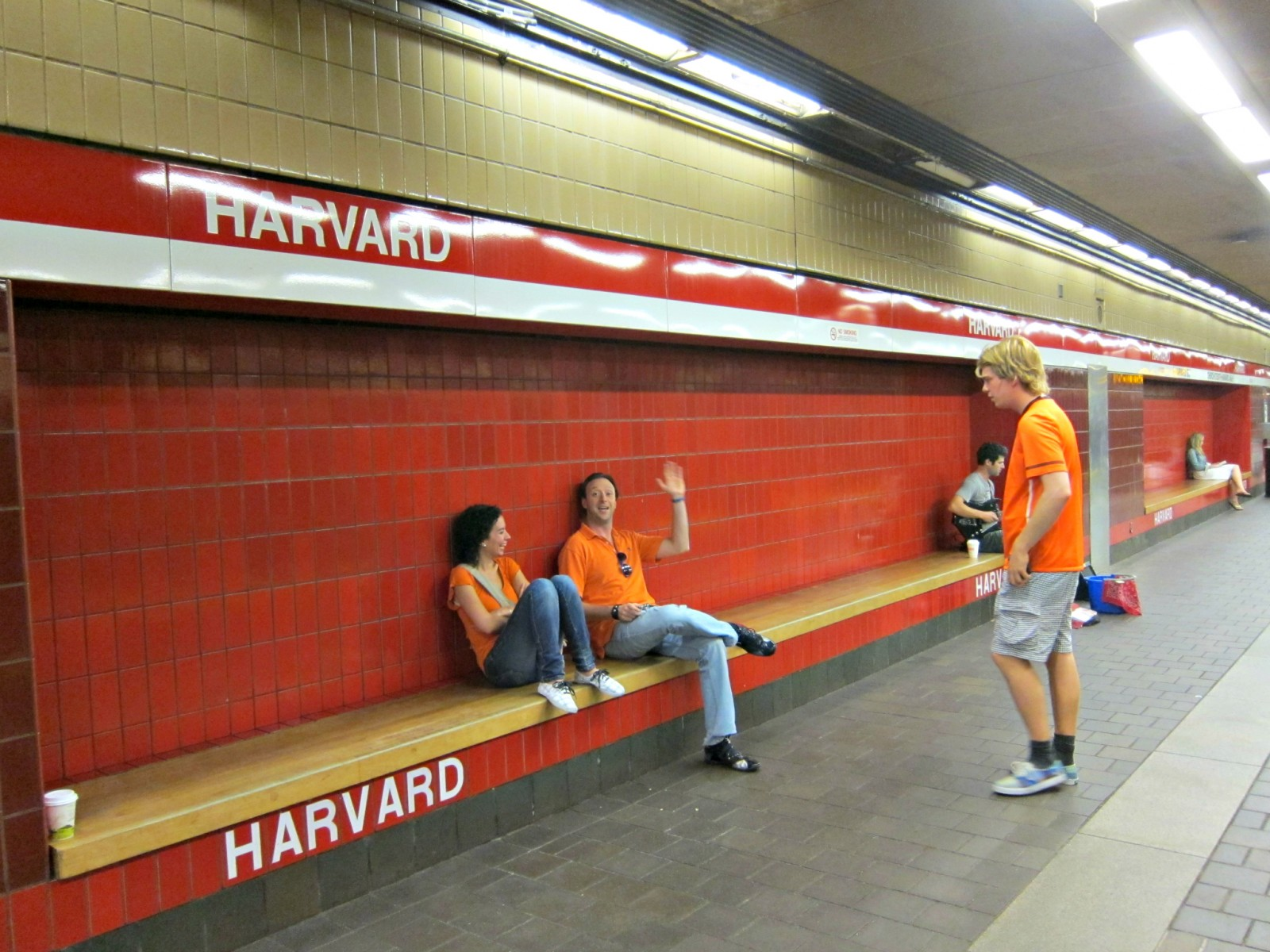 Harvard: I Got Sunshine