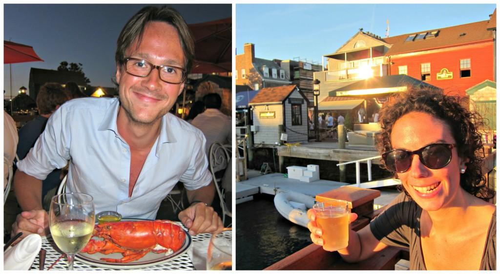 Lobster & Chardonnay